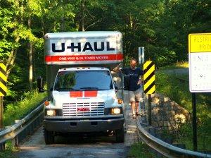 Taking a bit of a . . . detour