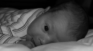 Precious little one!